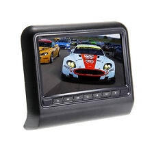 "Hot 9"" LCD TFT Kopfstützen Headrest AUTO Monitor DVD CD Player FM/IR/USB/SD/GAME"
