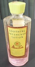 Vintage 1940's Marie Earle Soothing Freshener Lotion 25% full still smells great