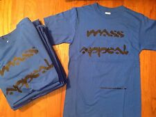 Mass Appeal T-shirt Inspired by Gangstarr Guru DJ Premier Old School Hip Hop Rap