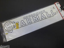 NEW FARMALL / McCORMICK TRACTOR DECAL SET FITS B SERIES  IHCB  FREE SHIPPING