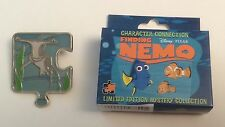 Disney Finding Nemo Puzzle Mystery Pin LE 900 ANCHOR/Shark