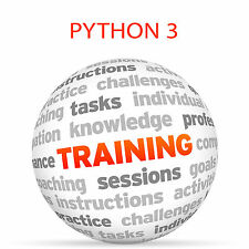 PYTHON 3 - Video Training Tutorial DVD