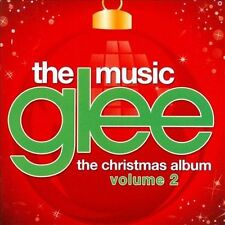 Glee: The Music - The Christmas Album, Volume 2 CD  New Book