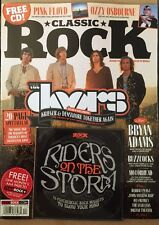 Classic Rock Doors Pink Floyd Free CD Bryan Adams Ozzy Dec 2014 FREE SHIPPING!