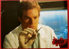 Dexter-Stagioni 5 & 6-singoli TRADING CARD # 19-Suit Guy