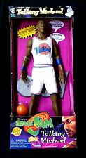 Michael Jordan Space Jam Movie 15 Inch Electronic Talking Figure new 1996 MIB