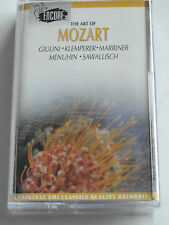 The Art Of Mozart - Cassette Tape, Used Very Good