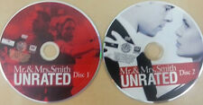 MR. AND MRS. SMITH UNRATED 2-DVD SET