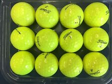 100 TITLEIST NXT TOUR S YELLOW MINT CONDITION GOLF BALLS AAAAA