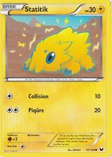 Statitik  -N&B:Explorateurs Obscurs-41/108-Carte Pokemon Neuve France
