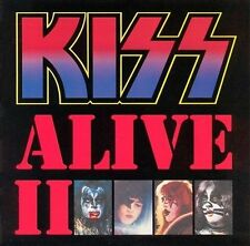 Alive II [Remaster] by Kiss (Cassette, Aug-1997 Casablanca) VOLUME II ONLY