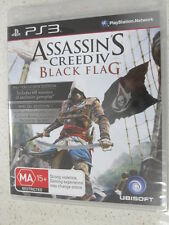 Assassin's creed IV black Flag Special Edition PS3 Brand New and Sealed