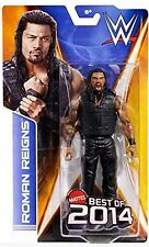 Wwe Figure Series Best Of 2014 Roman Reigns Action Figure New