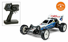 Lot 33015 | 57872 Tamiya Neo Fighter Buggy Set 2.4 GHz 1:10 Modello Finito Nuovo OVP