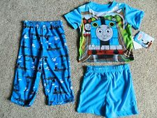 Thomas the Train 3pc pajamas boys size 2T (blue)