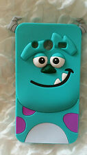 Silicone Cover per cellulari MONSTER para SAMSUNG GALAXY CORE 2 G355H