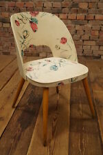 Vintage 50er Cocktail Stuhl Küchenstuhl Rockabilly Design 50s Dining Chair