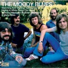 The Moody Blues ICON Nights In White Satin BEST OF 15 SONGS Collection NEW CD