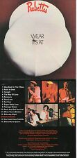 CD The RUBETTES Wear It's 'At - Sugar Baby Love - Mini LP REPLICA 14-TRACK CARD
