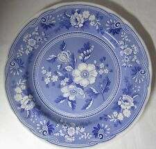 The Spode Blue Room Collection Botanical 7 1/2 Salad Plate Introduced 1820