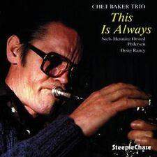 Chet Baker - This Is Always [New CD]
