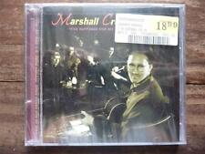 """MARSHALL CRENSHAW    """"I've Suffered for My Art...Now It's Your Turn.""""    NIP"""