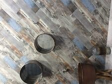 1m²  of  15x60cm VINTAGE WOOD WALL & FLOOR TILE