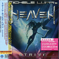 Strive [Japan Bonus Track] New CD