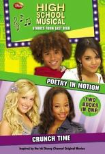 Poetry in Motion - Crunch Time by Disney Book Group Staff (2009, Paperback)