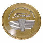 1942-1948 Ford passenger car horn button insert - Coupe Sedan  Convertible