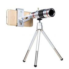 18X Zoom Phone Telephoto Camera Lens with Mini Tripod for Smartphone iPhone C1R3