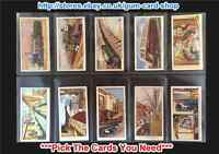 ☆ Ogden's Modern Railways 1936 (F) ***Pick The Cards You Need***