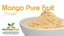 Mango Powder - Pure Dried Fruit - Natural Vitamin C 25g FREE UK Delivery