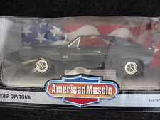 ERTL American Muscle 1969 Dodge Charger Daytona 1:18 scale die cast
