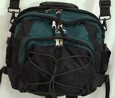 LL Bean Lumbar Trail Day Hiking Waist Bag Large Fannie Pack