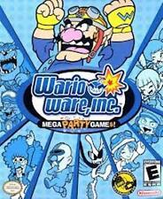 WARIO WARE INC MEGA PARTY GAMECUBE GAME PAL