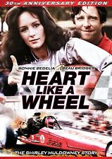 HEART LIKE A WHEEL DVD - 30TH ANNIVERSARY EDITION - NEW UNOPENED
