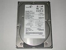 Seagate ST 373207LC 73GB  10K.7 U320 SCSI S26361-H845-V100 A3C40060502 Fujitsu