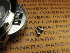 316L Stainless Crown Guard Screw PANERAI 1950 & Luminor Daylight Chronograph