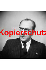 A17 Ministerpräsident der DDR Otto Grotewohl SED SPD Foto 20x30 cm