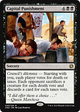 Capital Punishment RARE Conspiracy: Take the Crown MTG MINT UNPLAYED