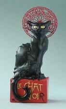Le Chat Noir Black Cat Mini Statue Sculpture Pocket Art Artist Steinlen