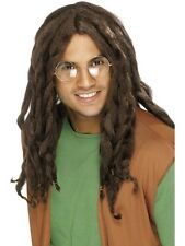 New Adult Men Brown Dreadlock Wig Costume Accessory