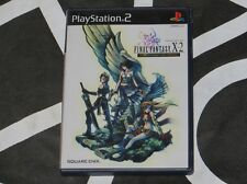 PS2 Import Final Fantasy X-2 International Last Mission Japan Region Locked