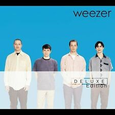 WEEZER (2XCD) BLUE ALBUM DELUXE EDITION W/DUSTY GEMS&RAW NUGGETS & OUTER SLEEVE