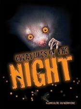 Creatures of the Night-ExLibrary