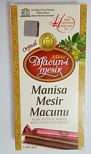 Manisa Mesir Paste - Herbal Ottoman Health & Aphrodisiac Paste - Mesir Macunu