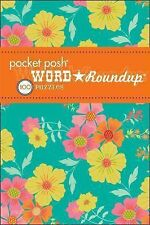 Pocket Posh Word Roundup 7 : 100 Puzzles by Puzzle Society Staff (2013,...
