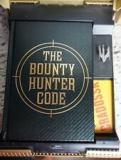 The Bounty Hunter Code from the Files of Boba Fett STAR WARS Vault Edition