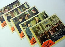 THE OLD HOMESTEAD Film Lobby Cards WEAVER BROTHERS (Lot of 5) 1942